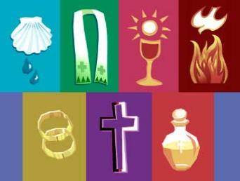 Seven sacraments of catholic church