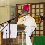 Address of Archbishop Palmer-Buckle at 125th Anniversary Launch