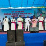 Opening Ceremony Of 4th World Youth Day Ghana Version