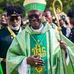 Thanksgiving Mass of Archbishop Kwofie