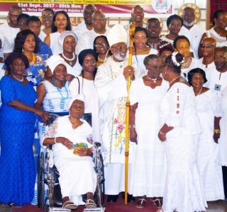 25th Anniversary of Episcopal Ordination