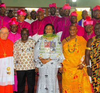 Re-Consecration Of Ghana