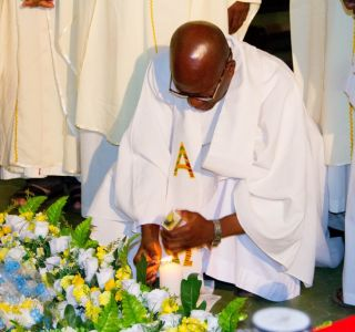 5th Anniversary Memorial Mass of Archbishop Andoh