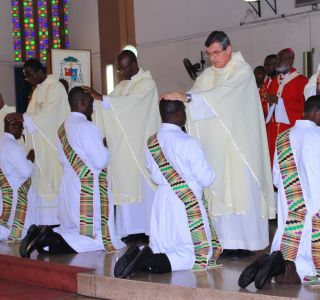 Priestly hood  Ordination 2015