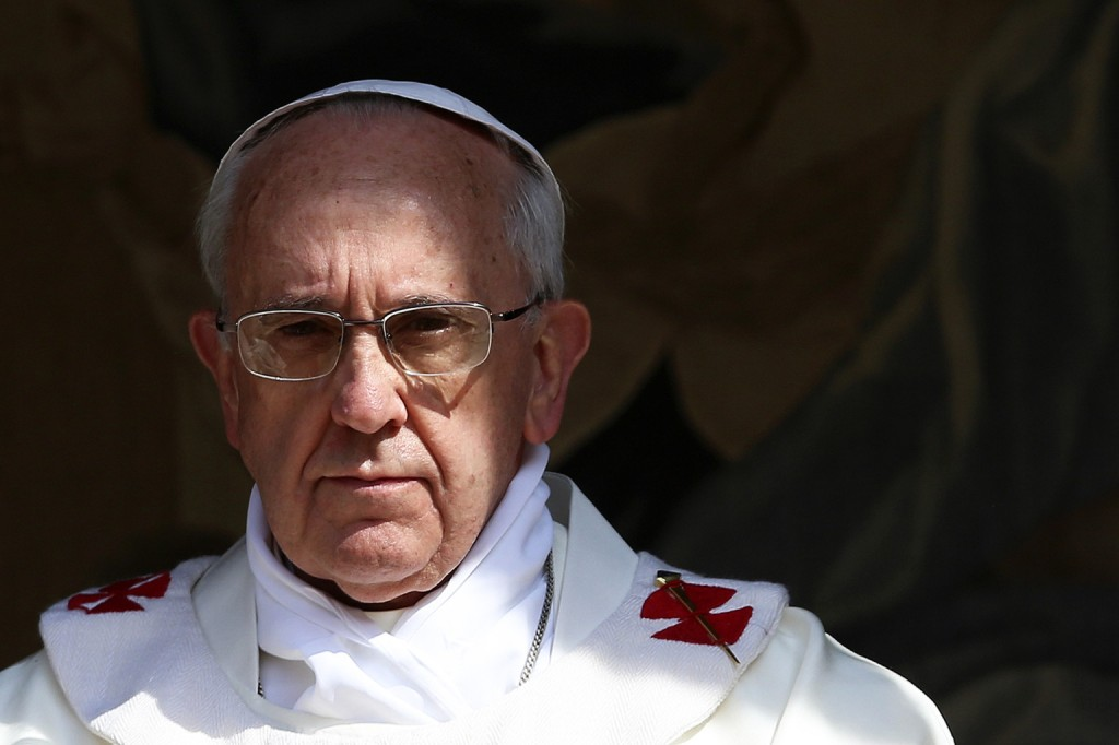 Pope Francis on ministry and life of priests