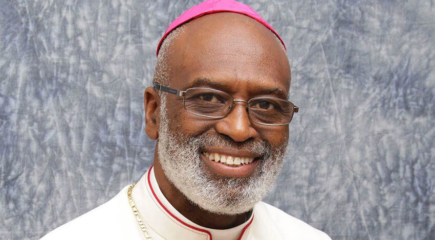 Archbishop Palmer-Buckle