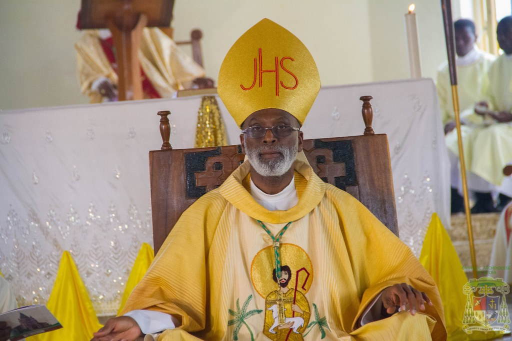 Canonical Possesion Of Cape Coast Archdiocese