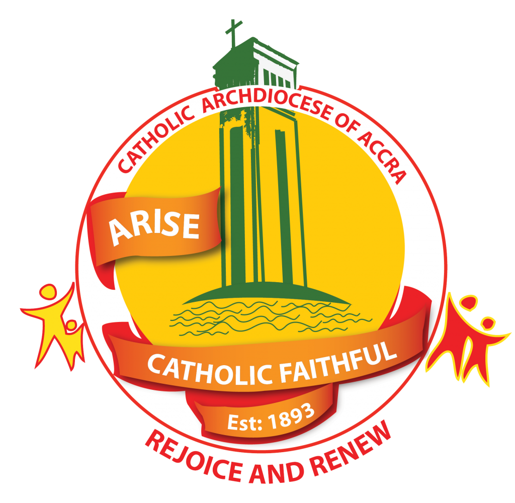125th Accra-Catholic-Archdiocese LOGO