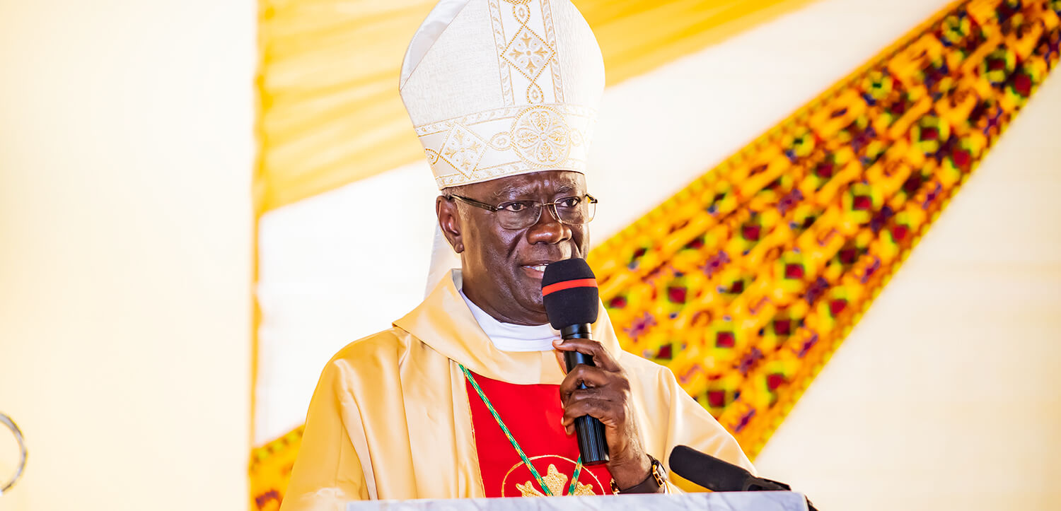Covid-19: Archbishop Kwofie Issues Directives on Resumption of Public Worship